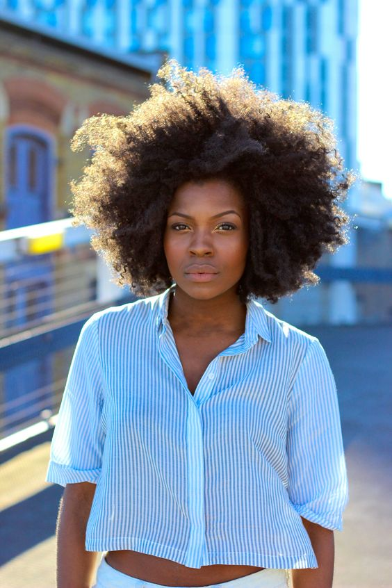 2016 Spring & Summer Hairstyles for Black Women 3
