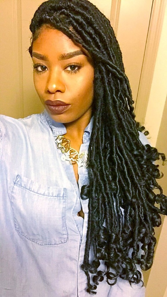2016 Spring &  Summer Hairstyles for Black Women