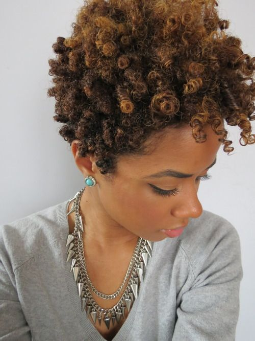 2016 Spring Summer Hairstyles For Natural Hair The