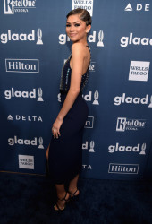 Hot Fashion Looks Spotted At The 27th Annual GLAAD Awards