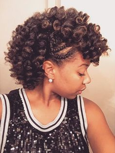 23 Braided Natural Hair Ideas for Summer 25