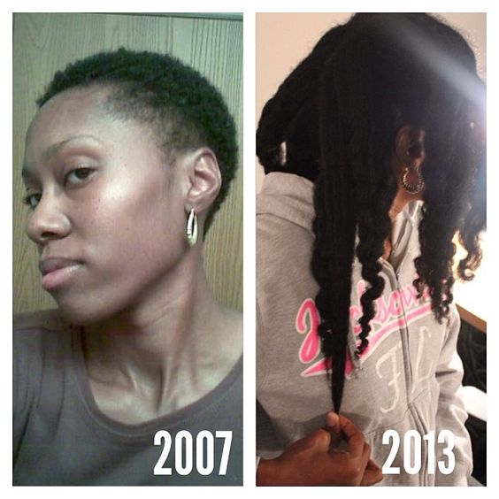27 Natural Hair Progression Photos To Inspire Your Hair Journey 19