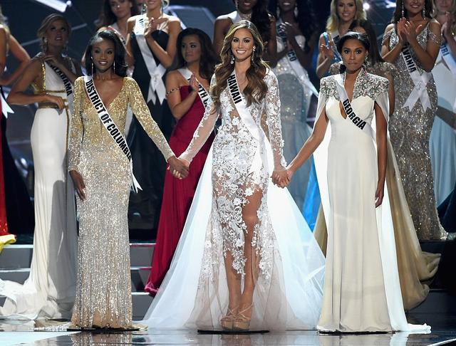 Deshauna Barber Takes Home The Crown As Miss USA 2016 4