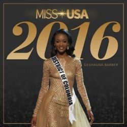 Deshauna Barber Takes Home The Crown As Miss USA 2016 5