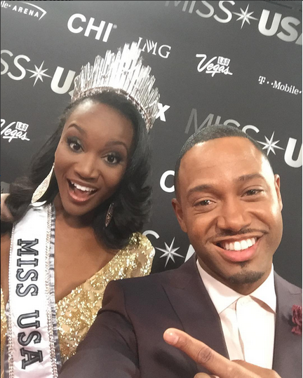 Deshauna Barber Takes Home The Crown As Miss USA 2016 7