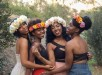 Now Trending - Floral Crowns & Natural Hair 8