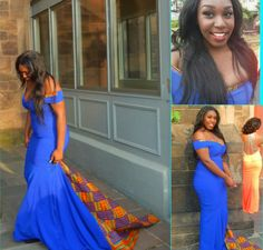 #Slayed - 30 Times African Print Prom Dressed Stole The Scene 20