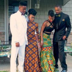 #Slayed - 30 Times African Print Prom Dressed Stole The Scene 22
