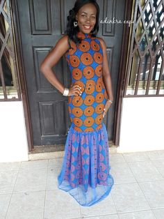 #Slayed - 30 Times African Print Prom Dressed Stole The Scene 23