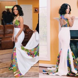 #Slayed - 30 Times African Print Prom Dressed Stole The Scene 3