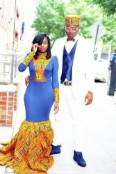 #Slayed - 30 Times African Print Prom Dressed Stole The Scene 5
