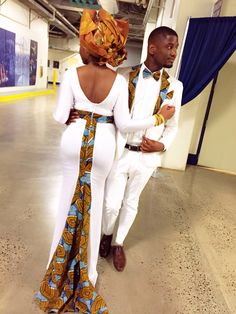 #Slayed - 30 Times African Print Prom Dressed Stole The Scene 9