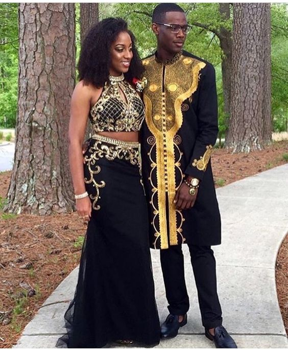 #Slayed - 30 Times African Print Prom Dressed Stole The Scene11