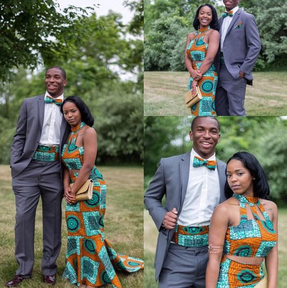 #Slayed - 30 Times African Print Prom Dressed Stole The Scene18