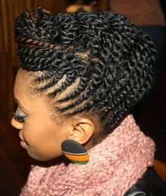 2016 Fall - 2017 Winter Hairstyles for Natural Hair 12
