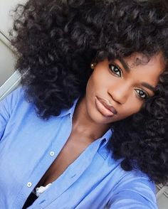 2016 Fall - 2017 Winter Hairstyles for Natural Hair 6