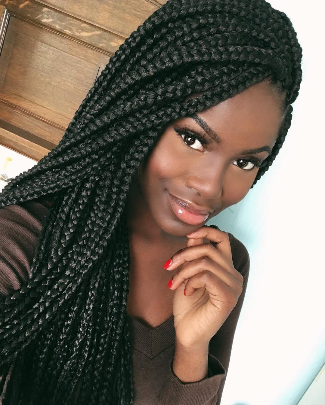 2016 fall winter 2017 hairstyles for black and african for Salon locks twists tresses