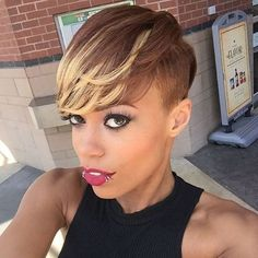 2016 Fall & Winter 2017 Hairstyles for Black and African American Women 5