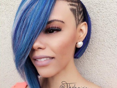 2016 Fall & Winter 2017 Hairstyles for Black and African American Women 58