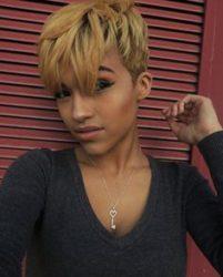2017 Edgy Haircut Ideas for Black Women  4