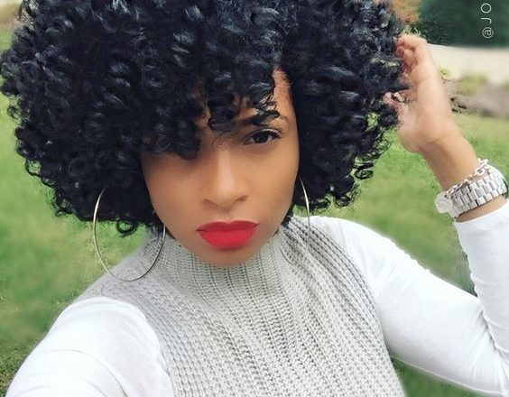 Black Hair Inspiration For The Week 8-29-16