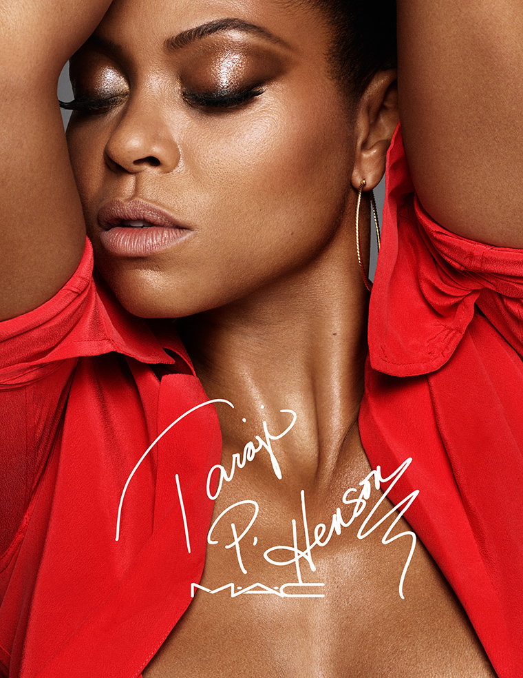 MAC x Taraji P. Henson Makeup Collection for September 2016