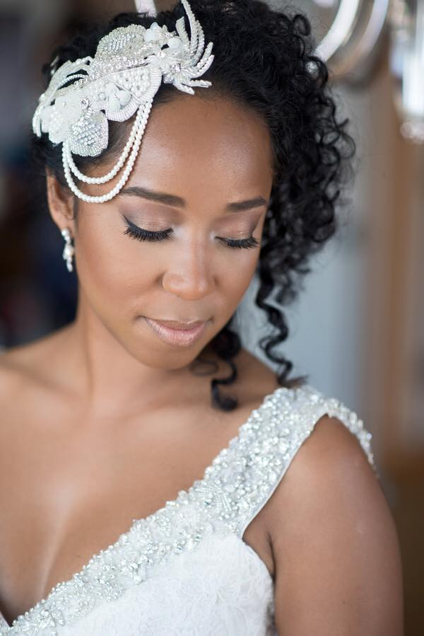 2017 Wedding Hairstyles For Black Women 10