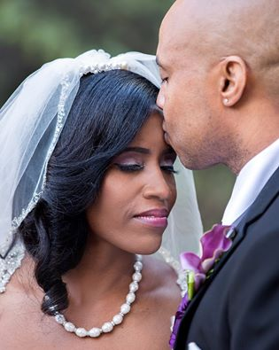 2017 Wedding Hairstyles For Black Women 12