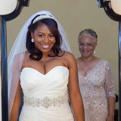 2017 Wedding Hairstyles For Black Women 15