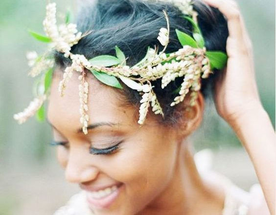2017 Wedding Hairstyles For Black Women 2