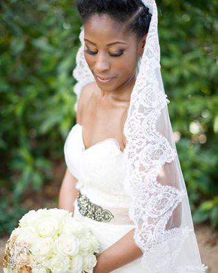 2017 Wedding Hairstyles For Black Women 25