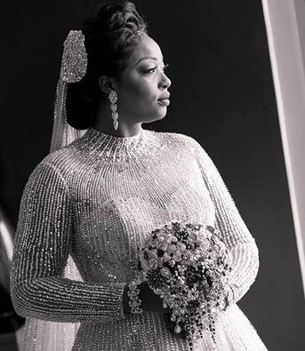2017 Wedding Hairstyles For Black Women 36