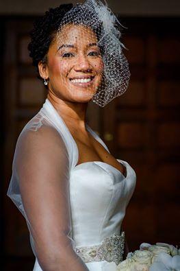 2017 Wedding Hairstyles For Black Women 39