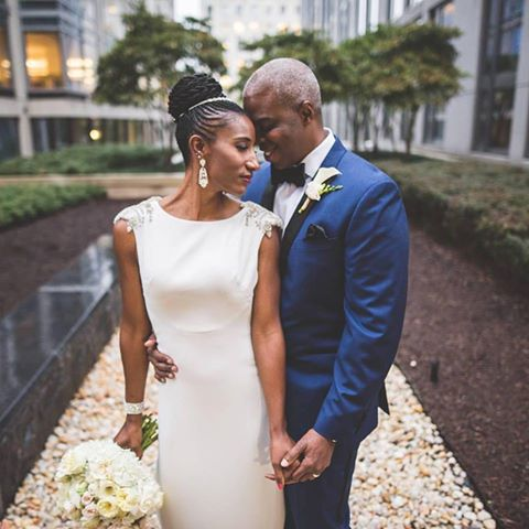 2017 Wedding Hairstyles For Black Women 40