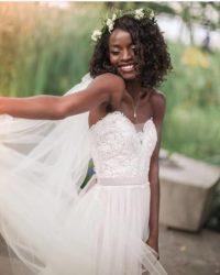 2017 Wedding Hairstyles For Black Women 7