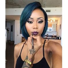 ... 2017-bold-hair-color-ideas-for-black-women- ...