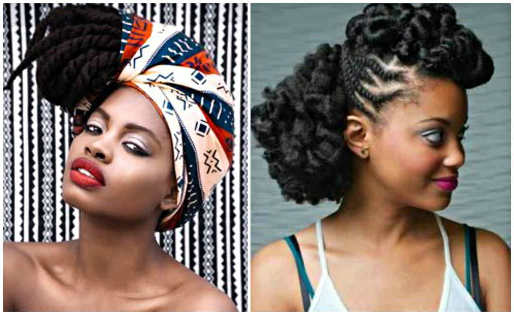 2017 Natural Hair Ideas For Black Women – The Style News Network