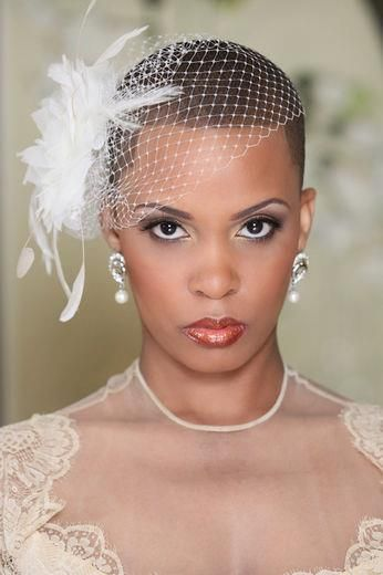 2017 Wedding Hairstyles For Natural Haired Brides The