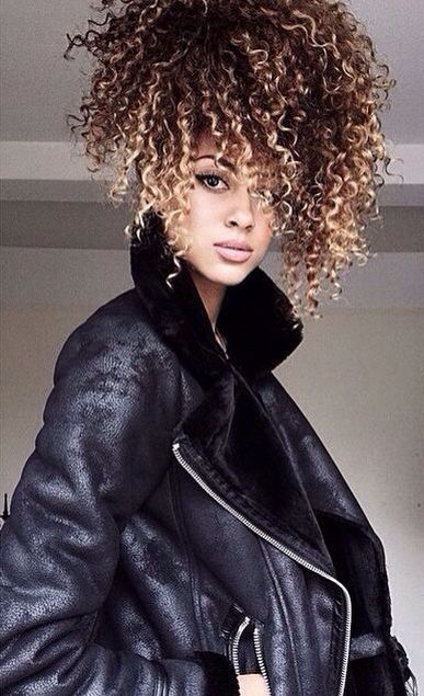 2017 Fall 2018 Winter Hairstyles For Black Women The