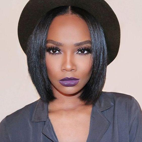 Marvelous 2017 Bob Haircut Ideas For Black Women The Style News Network Short Hairstyles Gunalazisus