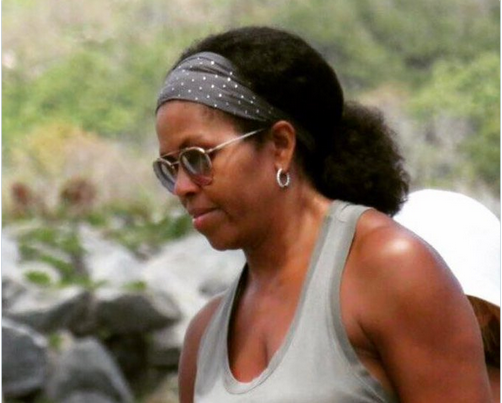 michelle-obama-natural-hair