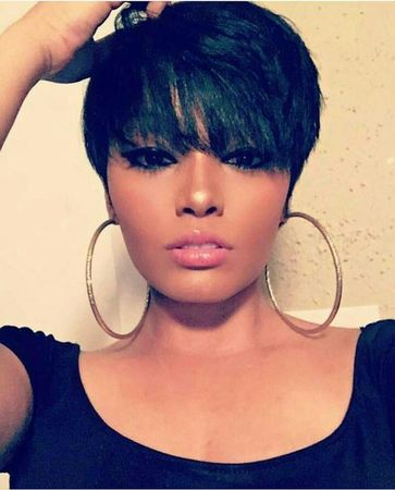 2018 Short Hairstyle Ideas For Black Women The Style News Network