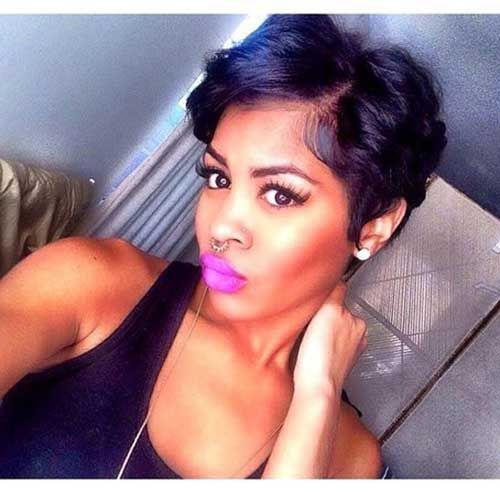 2018 Short Hairstyle Ideas For Black Women – The Style News ...