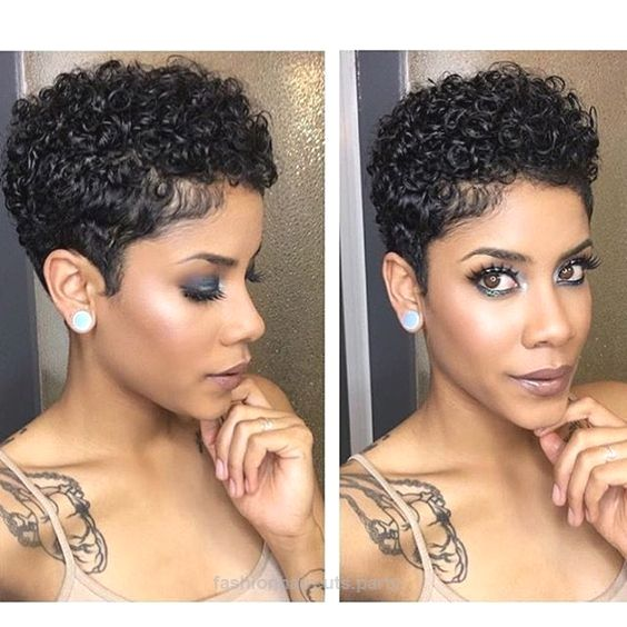2018 Short Hairstyle Ideas For Black Women – The Style News Network