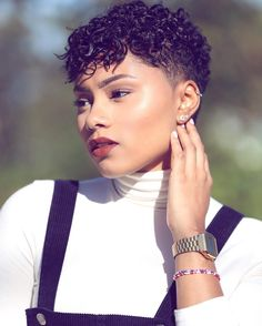 2018 Short Hairstyle Ideas For Black Women The Style