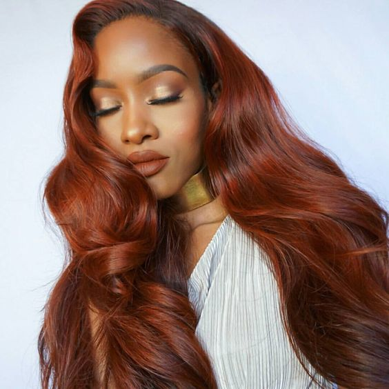 2018 Winter Hair Color Ideas For Black Women The Style News Network