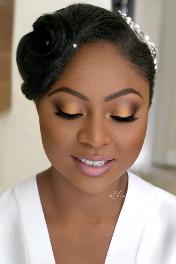 2018 Wedding Hairstyle Ideas For Black Women U2013 The Style News Network