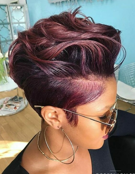 2018 winter hair color ideas for black women � the style