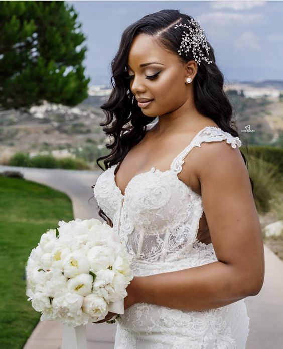 Black Women Wedding Hair Style: 2018 Wedding Hairstyle Ideas For Black Women