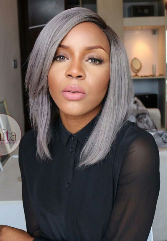 2018 Winter Hair Color Ideas For Black Women The Style